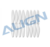 MP06031BT Helices 6040 blanche MR25 - Align - MP06031BT