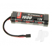 Batterie Nimh 2/3A 7.2V 6 Elements 1600mAh NiMH Radiant